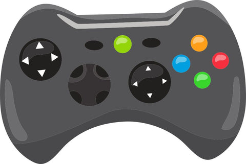 Image of Bügelsticker Gamer Controller 4