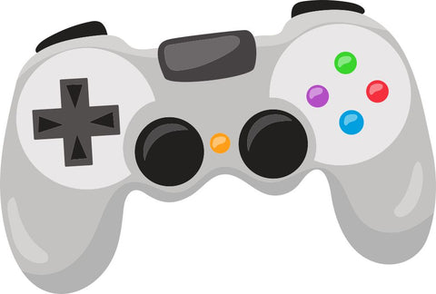 Image of Bügelsticker Gamer Controller 5