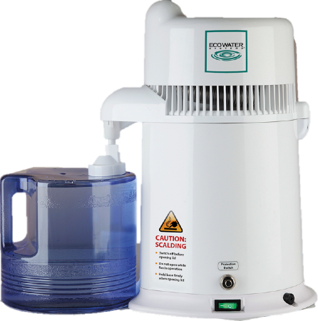 Ecowater Retro Water Distiller 4ltr