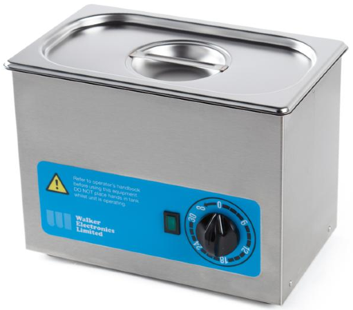 Walker QC 2.7 Litre Ultrasonic Bath