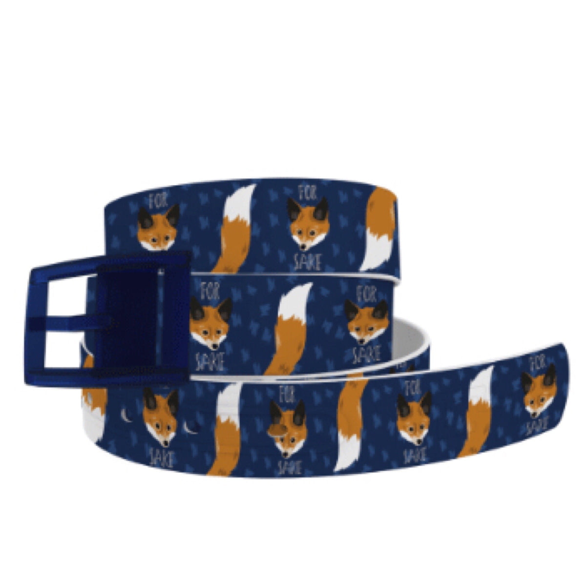 Belts - Matte Buckle C4 For Fox Sake