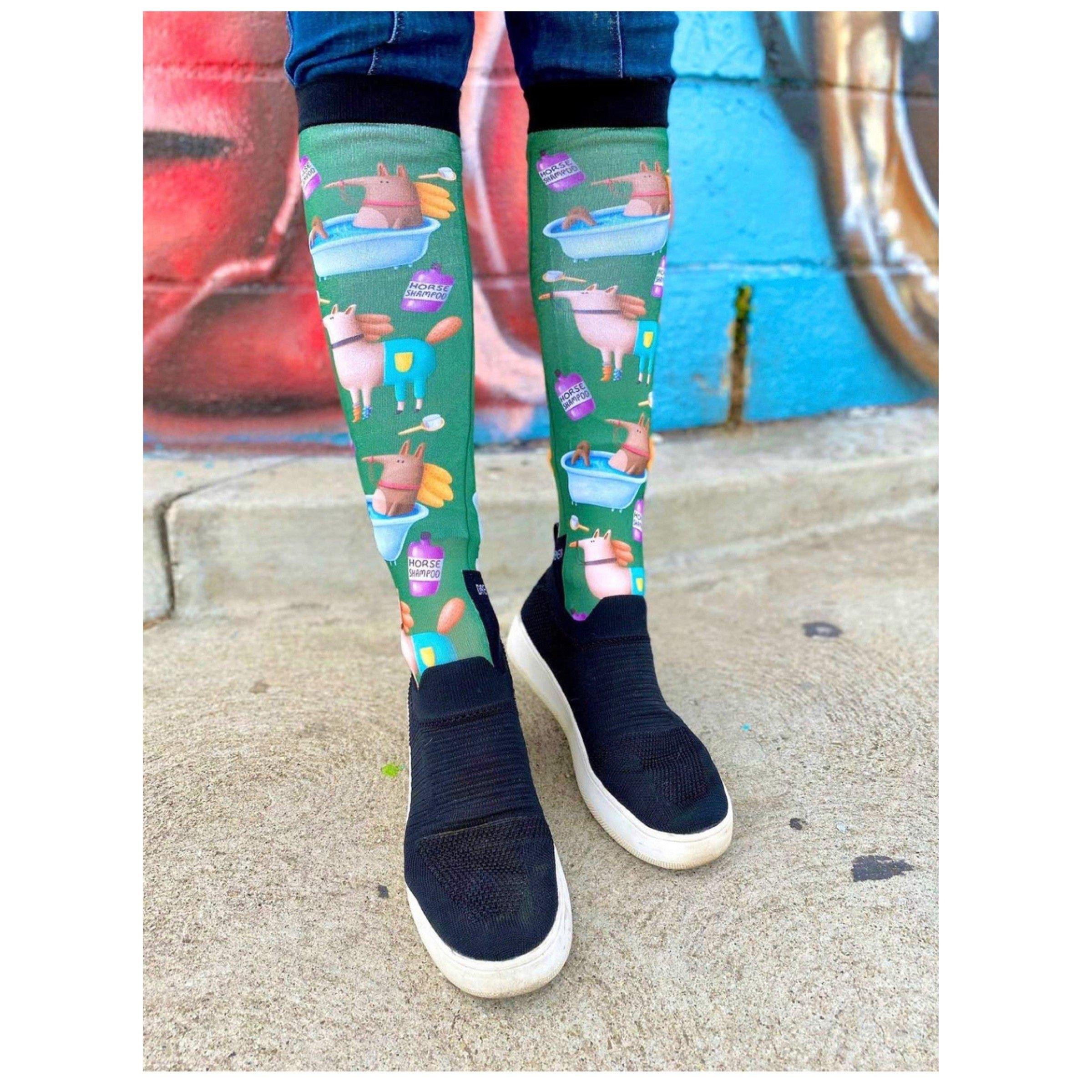 Boot Socks by Dreamers & Schemers - A Pair and A Spare