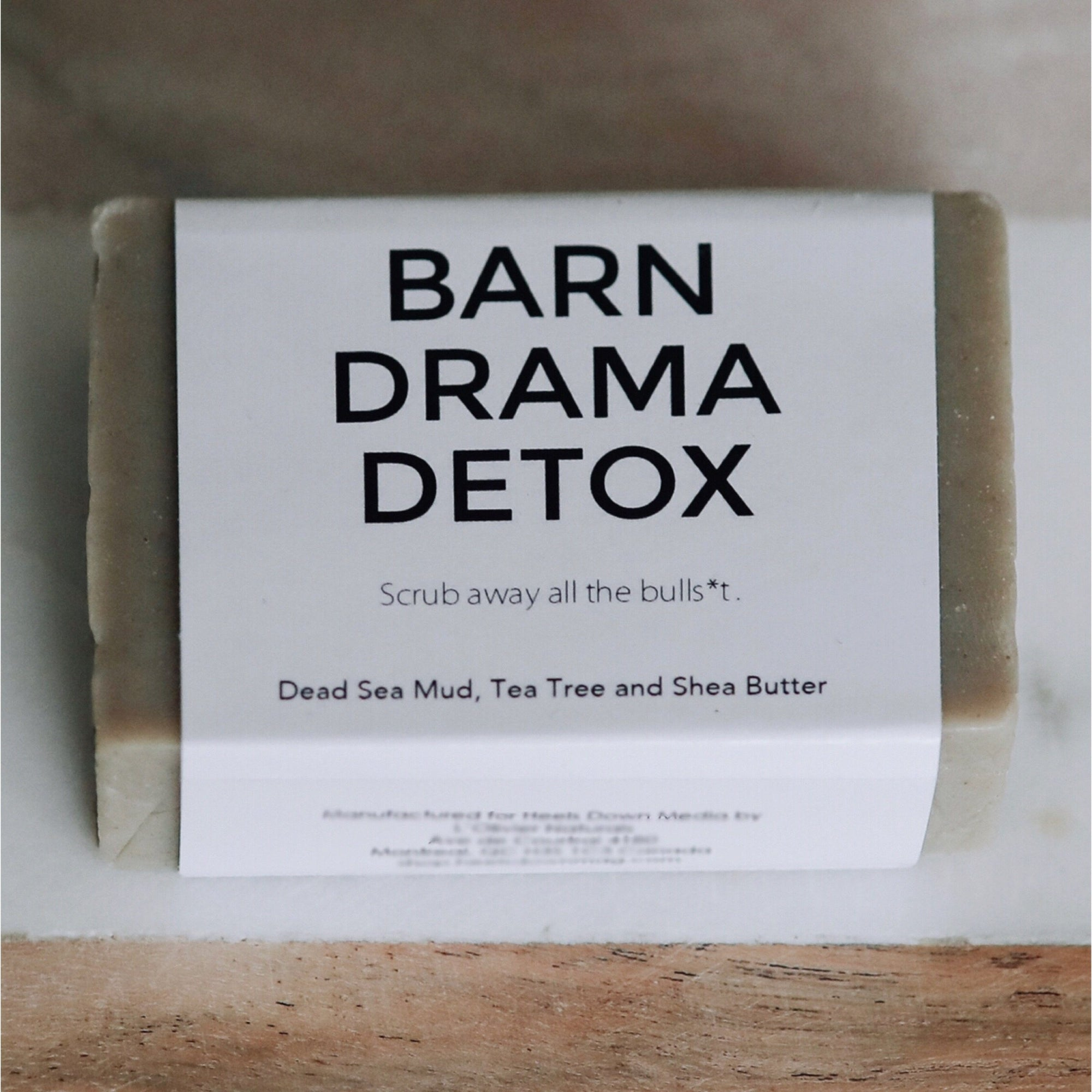 Soap for Dirty Equestrians Heels Down Media Barn Drama Detox