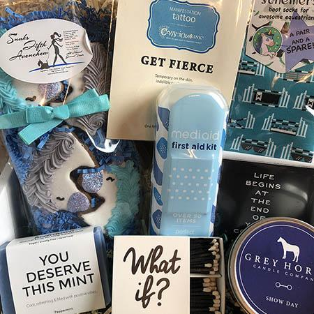 Stellar 2021 Care Package Curated The Present Pony