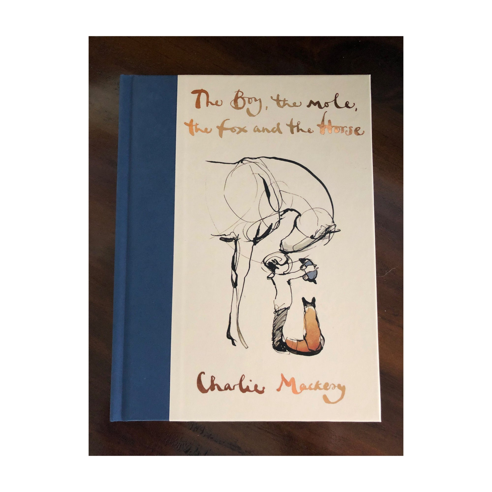 The Boy, the Mole, the Fox and the Horse Gift Books Charlie Mackesy