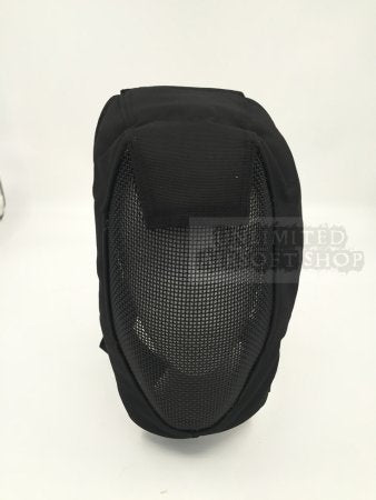 Tactical Full Steel Mesh Mask Gen 3