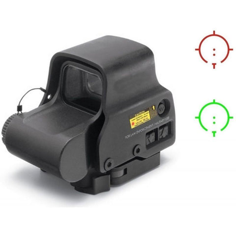 Holo style 558 RED DOT / GREEN DOT SCOPE SIGHT BLACK