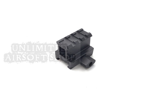Tactical 3-Slots High Profile Riser Mount for Rifle Airsoft