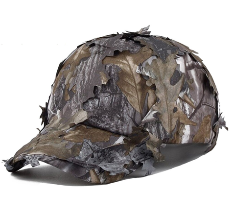 Camouflage Tactical Caps Sniper Ghillie Cap