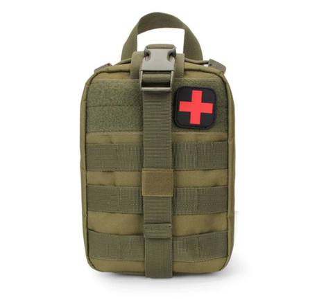 Tactical EMT 600D Bag - OD Green