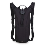 3L Tactical Camel Hydration Pouch Backpack - Black