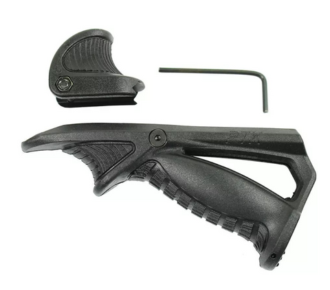 FAB Style Front Grip (PTK + VTS) - Black