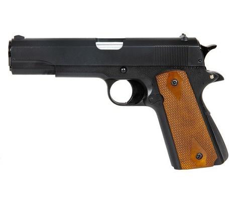 HFC  1911 NON-BLOWBACK PLASTIC GAS GUN