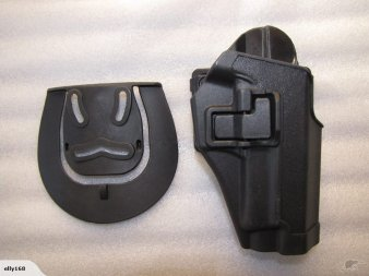 Airsoft Holster with Beltloop for P226 Black