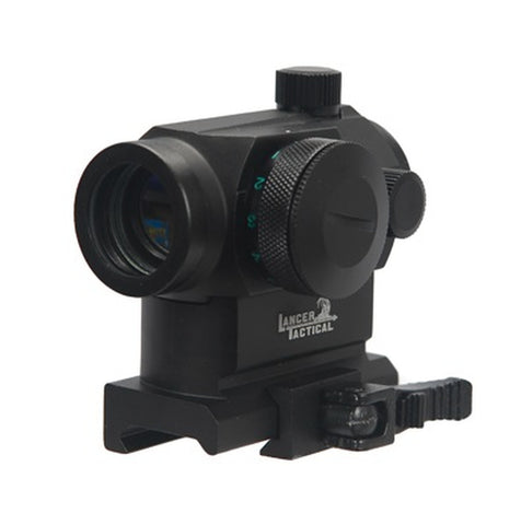 Airsoft T1 Micro Reflex Red & Green Dot Sight / Scope