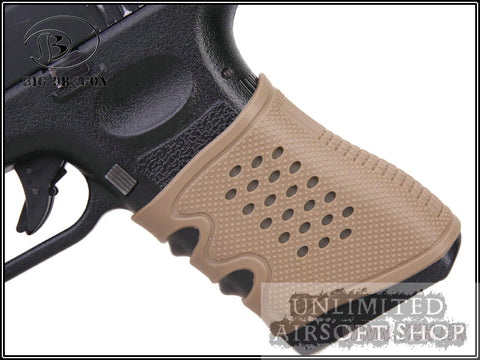 Glock Handle Anti Slips Grips - Tan