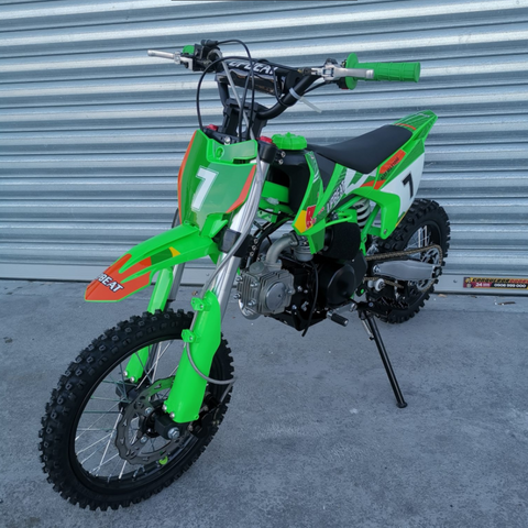 Upbeat 125CC Kid's Bike dirt bike Pit Bike
