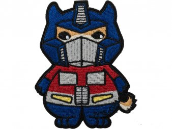 Optimus Prime Embrioidered Patch