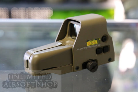 Red Dot / Green Dot Scope Sight 557 (Tan)