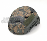Tactical Fast Carbon Helmet BJ Style