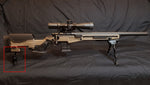 Action Army T10 Sniper Rear Stock Bipod