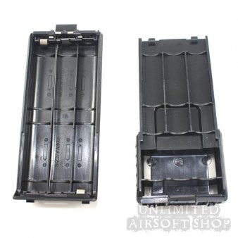 Battery Case 6xAA for Baofeng UV5R/UV5RB/UV5RE