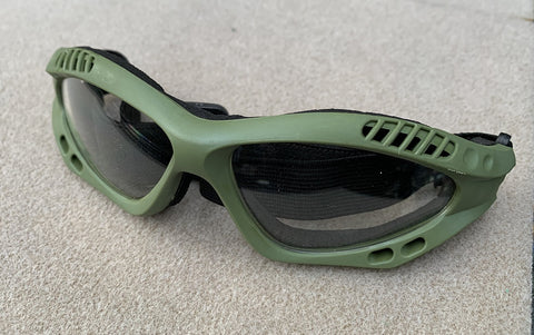 Tactical Airsoft Goggles-OD GREEN
