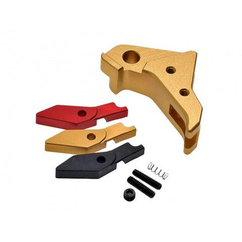 CowCow Tactical G Trigger for TM G-Series - Gold
