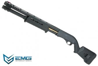 EMG Salient Arms Licensed M870 MKII Airsoft Training Shotgun