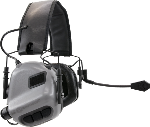 OPSMEN EARMOR -M32 Electronic Communication Hearing Protector - Grey