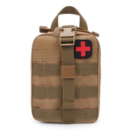Tactical EMT 600D Bag - Tan