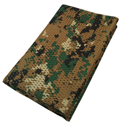 Tactical Scarf - Digi Woodland