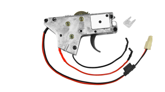 ICS MARS Lower gearbox with SSS