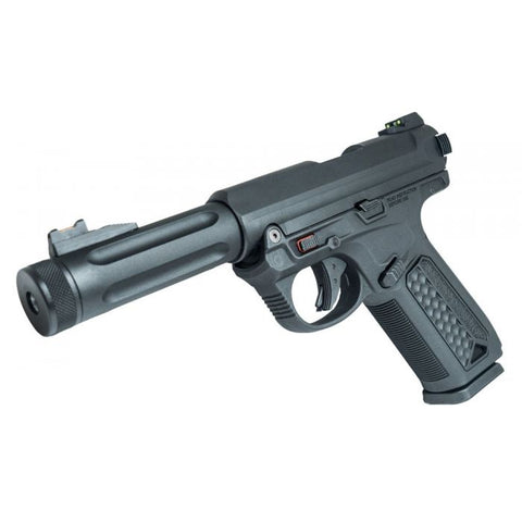 (Pre-order ETA Feb 2021) Action Army Full Auto GBB Pistol AAP-01 - Black