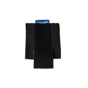 Speedsoft Style Proton rifle Mag Pouch - Black