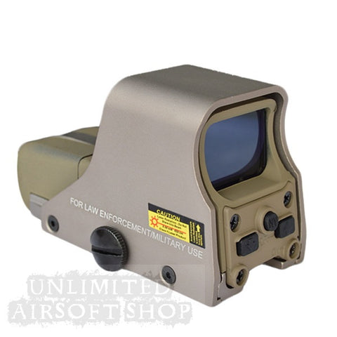 Red Dot / Green Dot Scope Sight 551 (Tan)