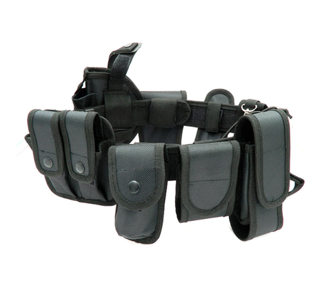 10pcs Multifunctional Security Belt Belt  Pouch Set