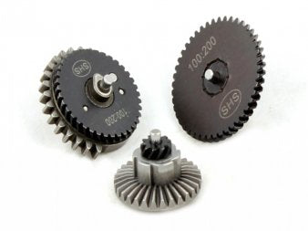 SHS 100:200 Low Noise High Torque Helical Gear Set