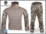 Emerson Combat Shirt Pants w/Elbow Knee Pad
