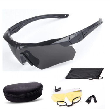 ESS Glasses Outdoor Tactical Shooting