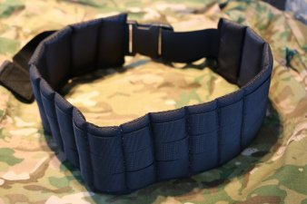 MOLLE Functional Patrol Belt - Black