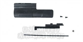 ICS M4/CXP Decorated Bolt Cover Set