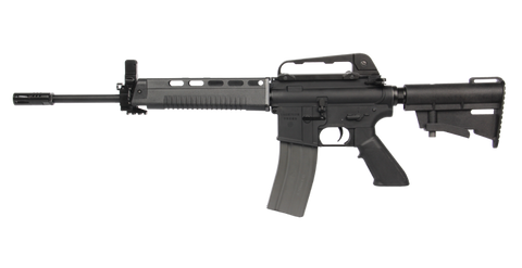 G&G GTW91 AEG Rifle - Black