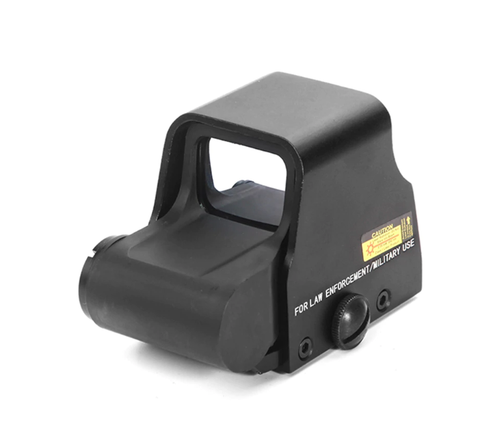 Airsoft 553 Holographic Tactical Red Dot Sight  - black