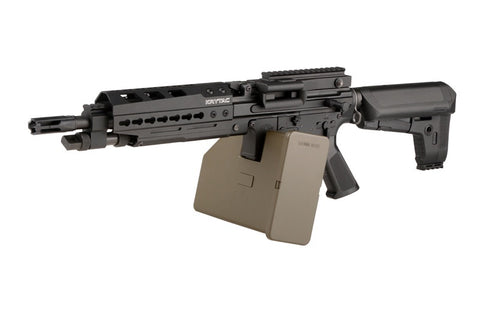 Package deal - Titan installed - KRYTAC TRIDENT AEG - BLACK