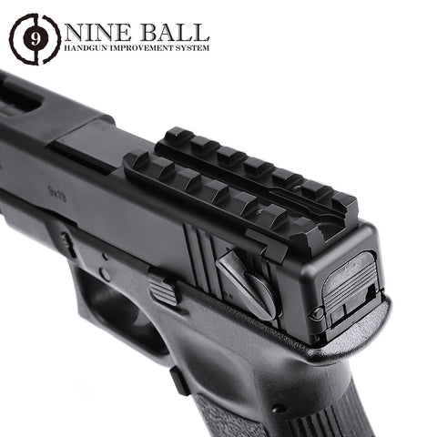 Nine Ball Glock Series Direct Mount Base for Scope