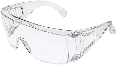 Lab Overspecs Safety Glasses Anti-Fog Anti-Scratch Clear
