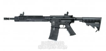 ICS M4A1 Tubular RAS AEG - Black