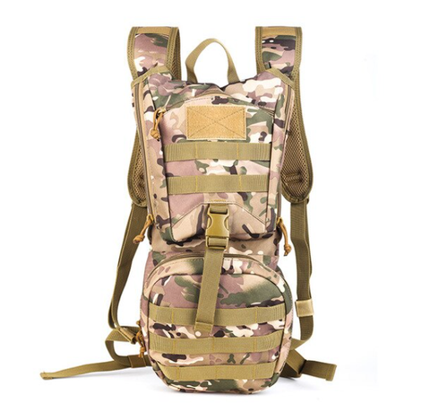 Tactical Mountaineering Hiking Backpack - Multicam