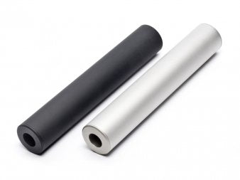 G&G Metal Mock Suppressor for KWA KIRSS VECTOR SILVER (16mm CW)